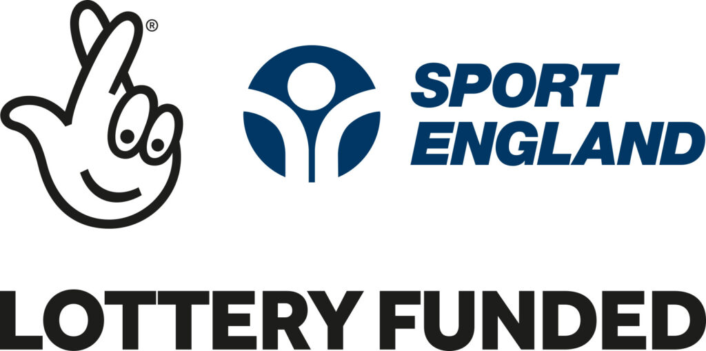 Sport England - Lottery Funded